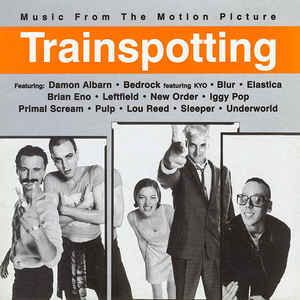 Various ‎– Trainspotting (Music From The Motion Picture) CD.jpg