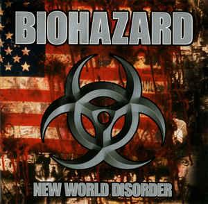 Biohazard – New World Disorder CD.jpg