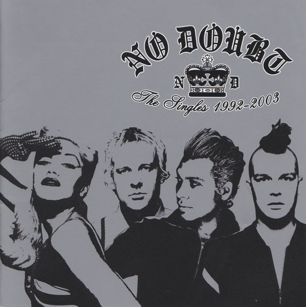 No Doubt ‎– The Singles 1992 - 2003 CD.jpg