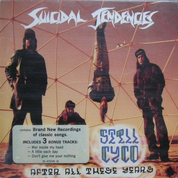 Suicidal Tendencies – Still Cyco After All These Years CD.jpg