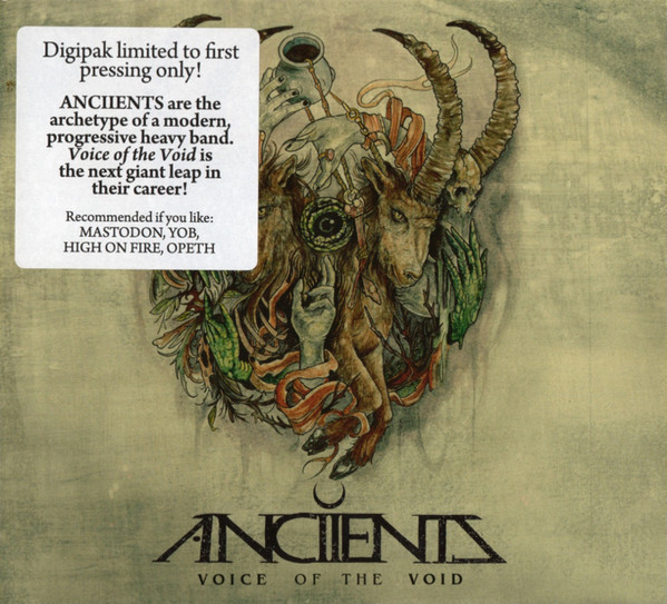 ANCIIENTS Voice Of The Void (Limited Edition, Digipak) CD.jpg