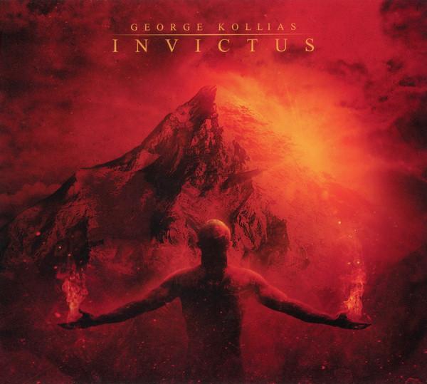 GEORGE KOLLIAS Invictus CD.jpg