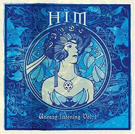 HIM Uneasy Listening Vol. 1 (Compilation, Reissue) CD.jpg