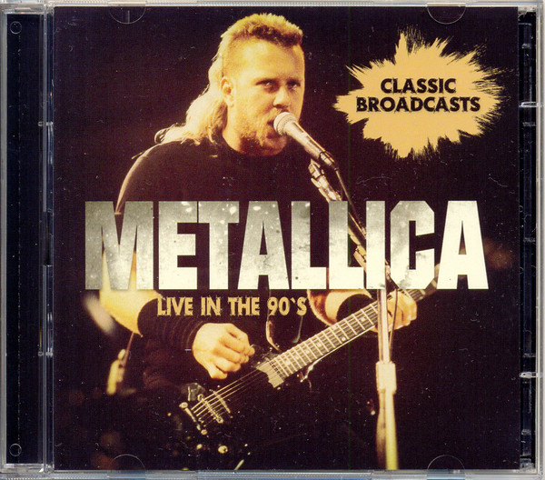 METALLICA Live In The 90's 2CD.jpg