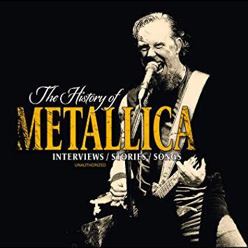METALLICA The History Of Metallica CD.jpg