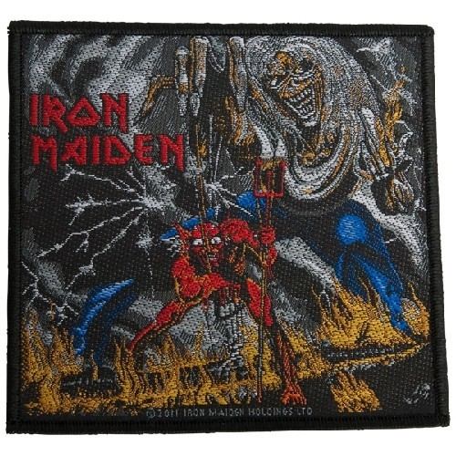 IRON MAIDEN The Number Of The Beast (Razamataz) Patch.jpg