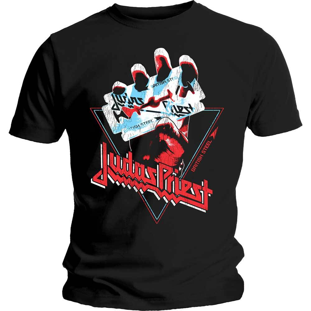 JUDAS PRIEST British Steel Hand Triangle (Size XL).jpg