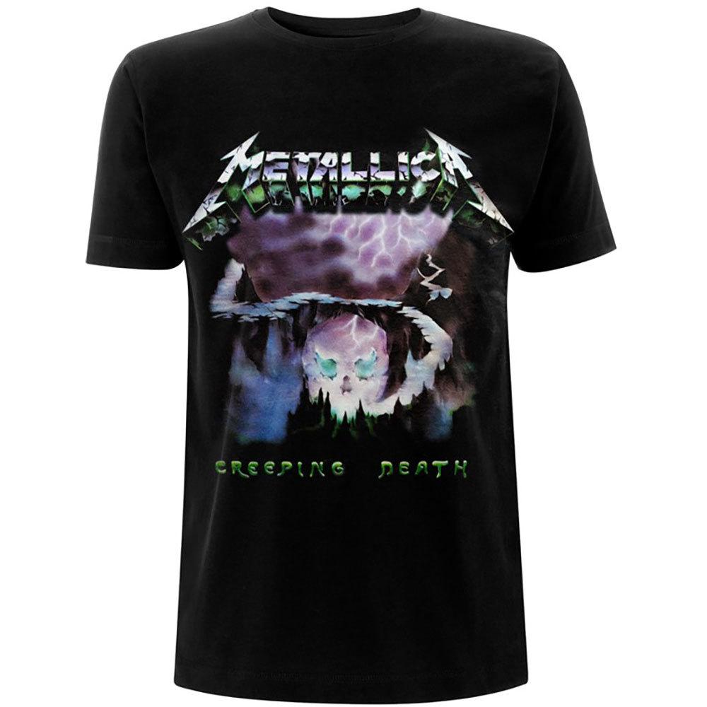 METALLICA Creeping Death Tshirt (Size 2XL).jpg