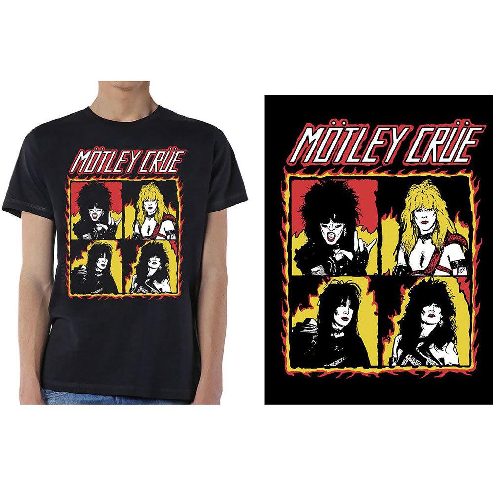 MOTLEY CRUE Shout at the Devil Flames Tshirt (Size L).jpg