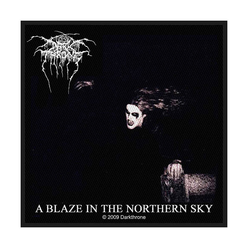 DARKTHRONE A blaze in the northern sky Patch.jpg