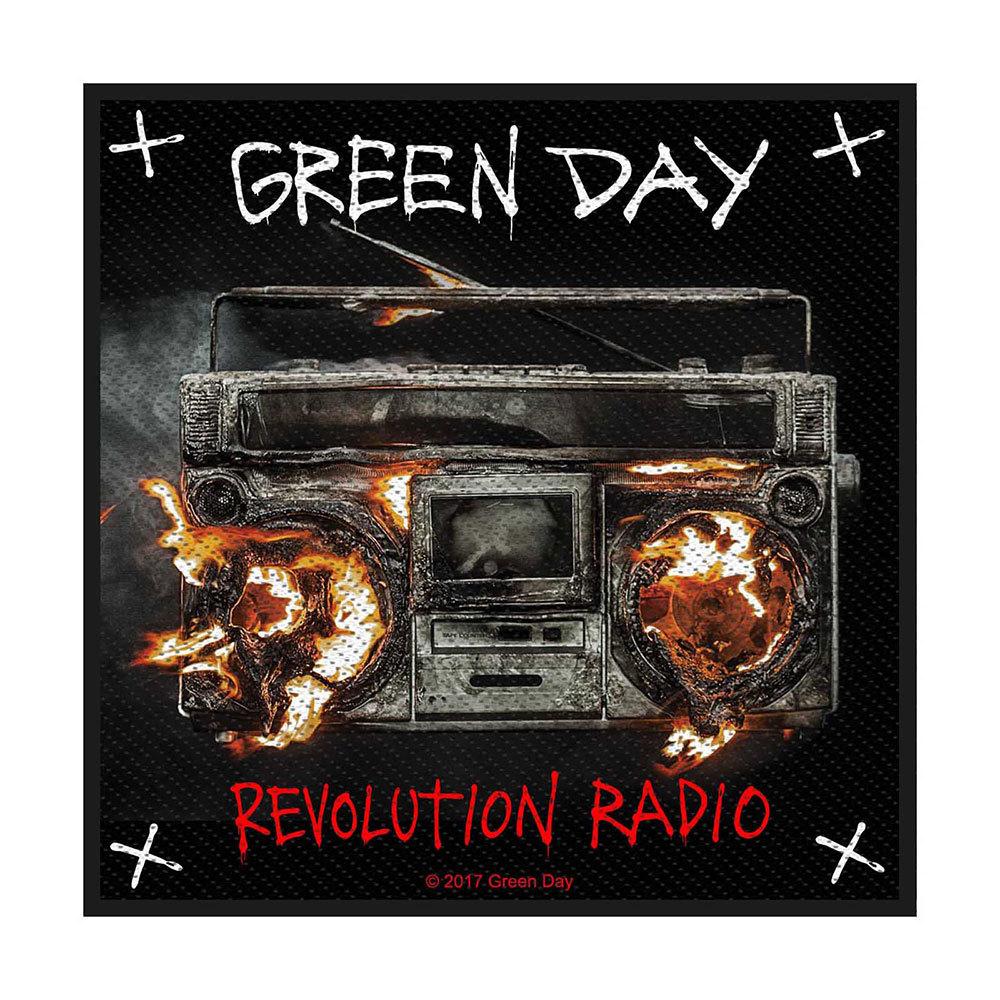 GREEN DAY Revolution Radio Patch.jpg
