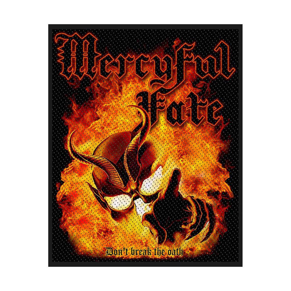 MERCYFUL FATE Don't Break The Oath Patch.jpg