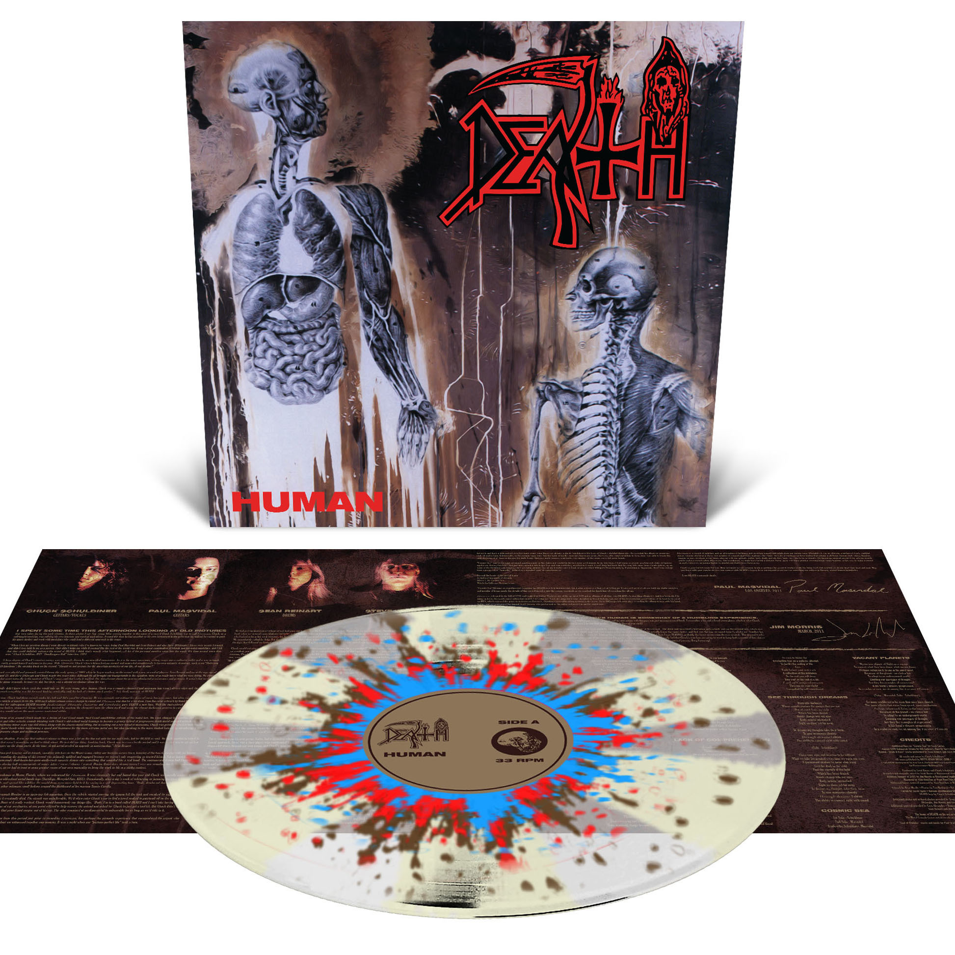 DEATH Human (splatter) LP.jpg