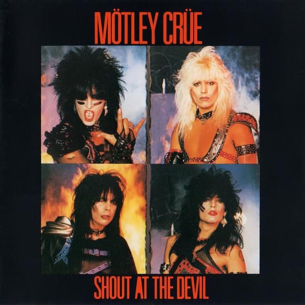 MÖTLEY CRÜE Shout At The Devil CD.jpg