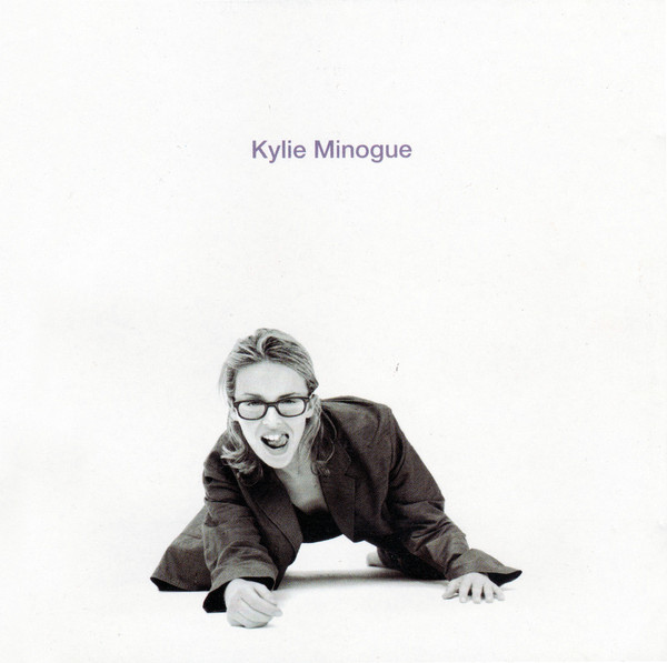 KYLIE MINOGUE Kylie Minogue CD.jpg