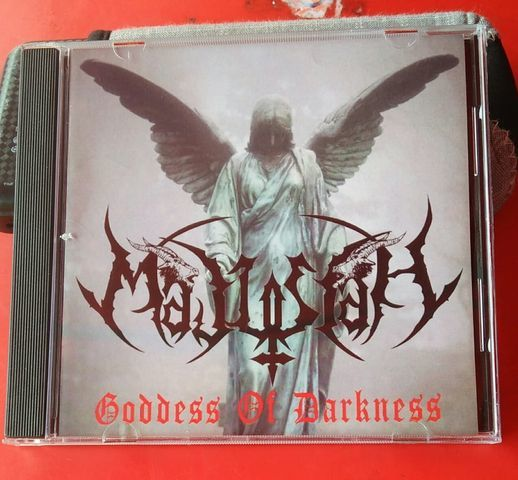 MAJUSIAH Goddess Of Darkness CD.jpg