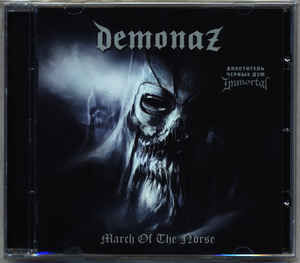 DEMONAZ March Of The Norse CD.jpg