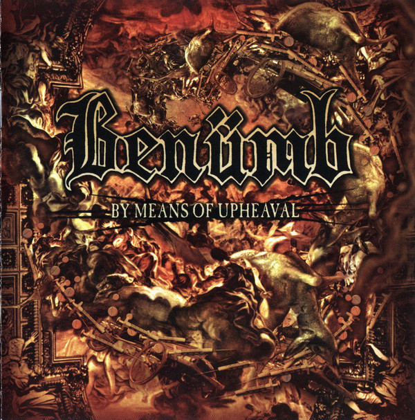 BENUMB By Means Of Upheaval CD.jpg