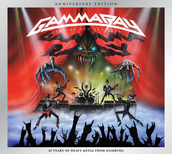 GAMMA RAY Heading for the East (Reissue, Remastered, Anniversary Edition, Digipak, Expanded) 2CD.jpg