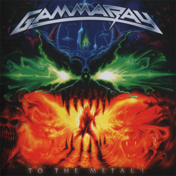 GAMMA RAY To The Metal! CD.jpg