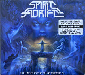 SPIRIT ADRIFT Curse Of Conception (digipak) CD.jpg
