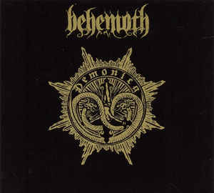 BEHEMOTH Demonica (Compilation, Reissue, Digipak) 2CD.jpg