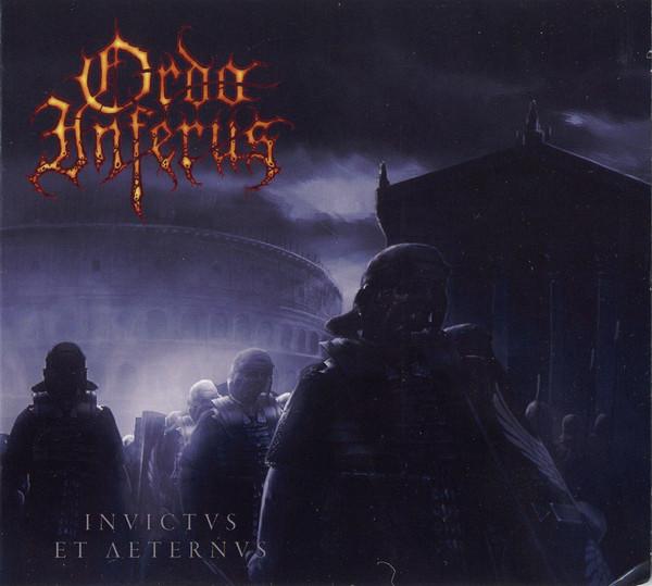 ORDO INFERUS Invictus Et Aeternus (digipak) CD.jpg