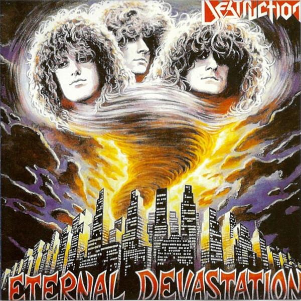 DESTRUCTION Eternal Devastation ( Axe Killer Records) CD.jpg
