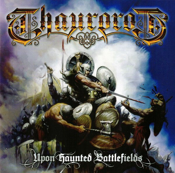 THAUROROD Upon Haunted Battlefields CD.jpg