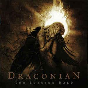 DRACONIAN The Burning Halo CD.jpg