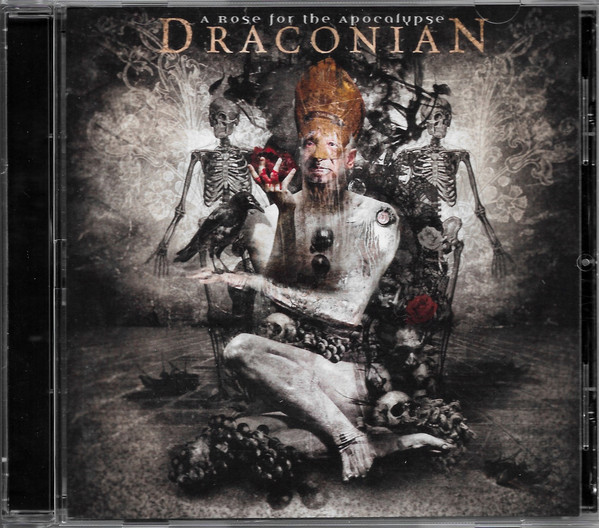DRACONIAN A Rose For The Apocalypse CD.jpg