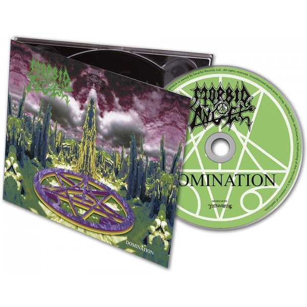 MORBID ANGEL Domination (Reissue, Remastered, Digipak) CD.jpg