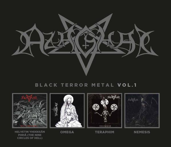 AZAGHAL Black Terror Metal Vol 1 4CD.jpg