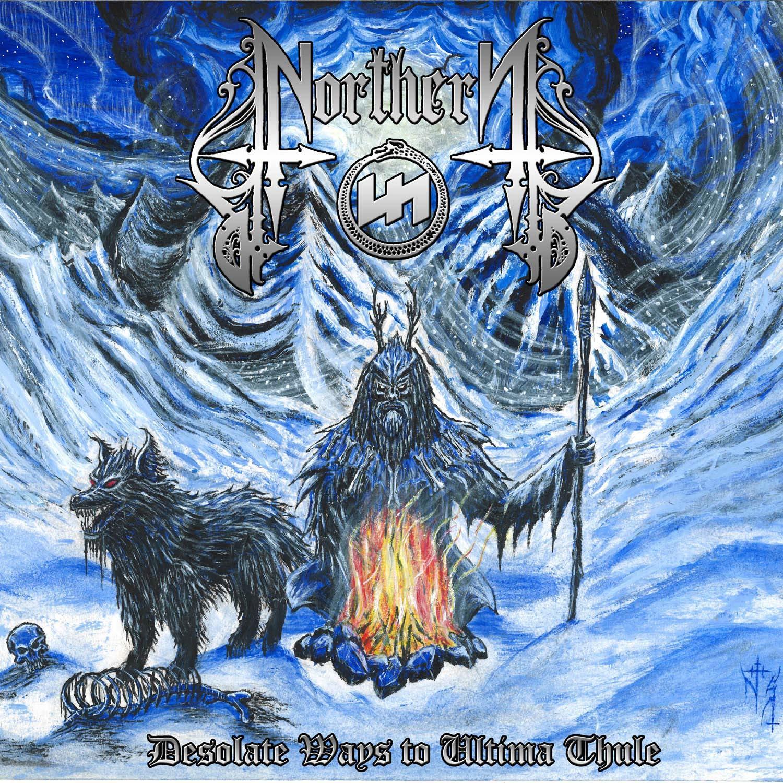 NORTHERN Desolate Ways To Ultima Thule CD.jpg