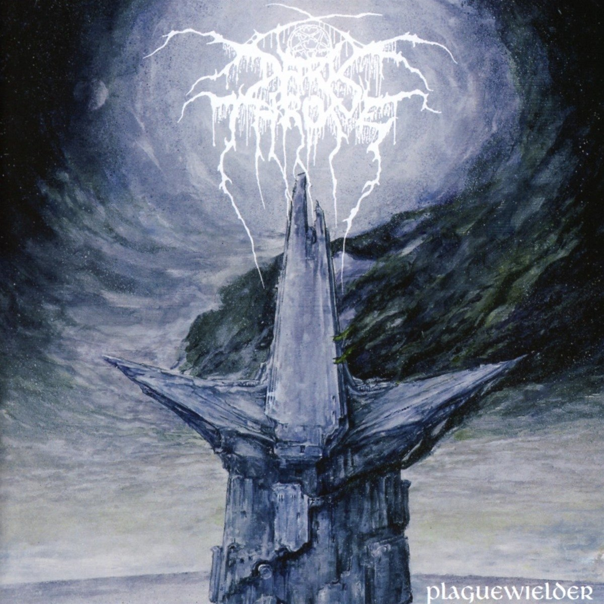 DARKTHRONE Plaguewielder CD.jpg