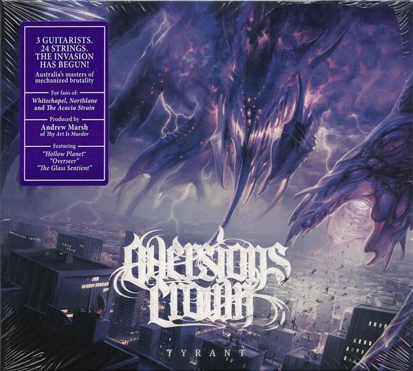 AVERSIONS CROWN Tyrant CD.jpg