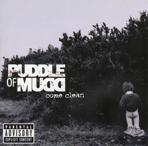PUDDLE OF MUDD Come Clean CD.jpg