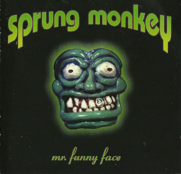 SPRUNG MONKEY Mr. Funny Face CD.jpg