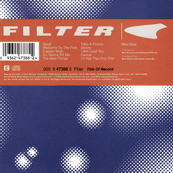 FILTER Title Of Record CD.jpg