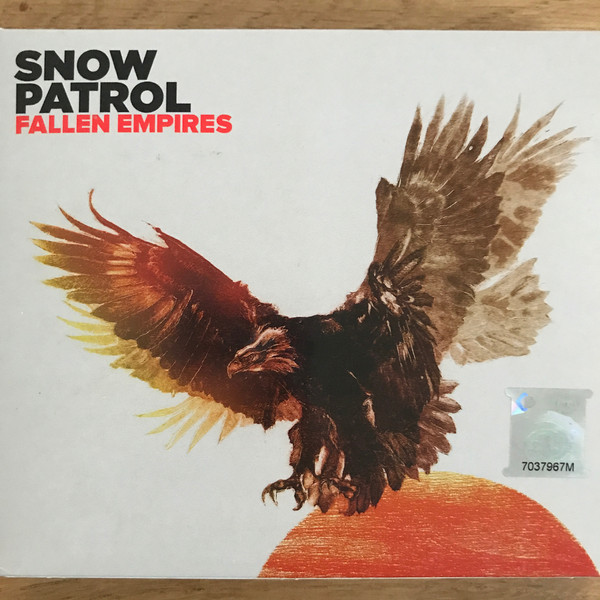 SNOW PATROL Fallen Empires CD + DVD.jpg