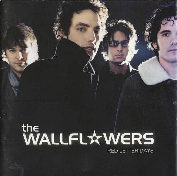 THE WALLFLOWERS Red Letter Days CD.jpg