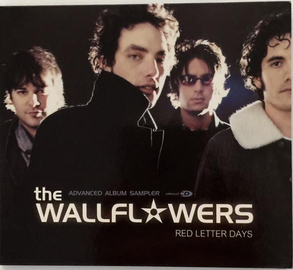 THE WALLFLOWERS Red Letter Days Advanced Album Sampler CD.jpg