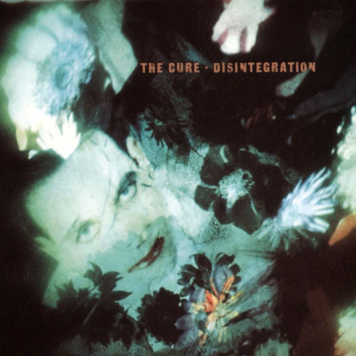 THE CURE Disintegration (Reissue, Remastered, Deluxe Edition) 3CD.jpg