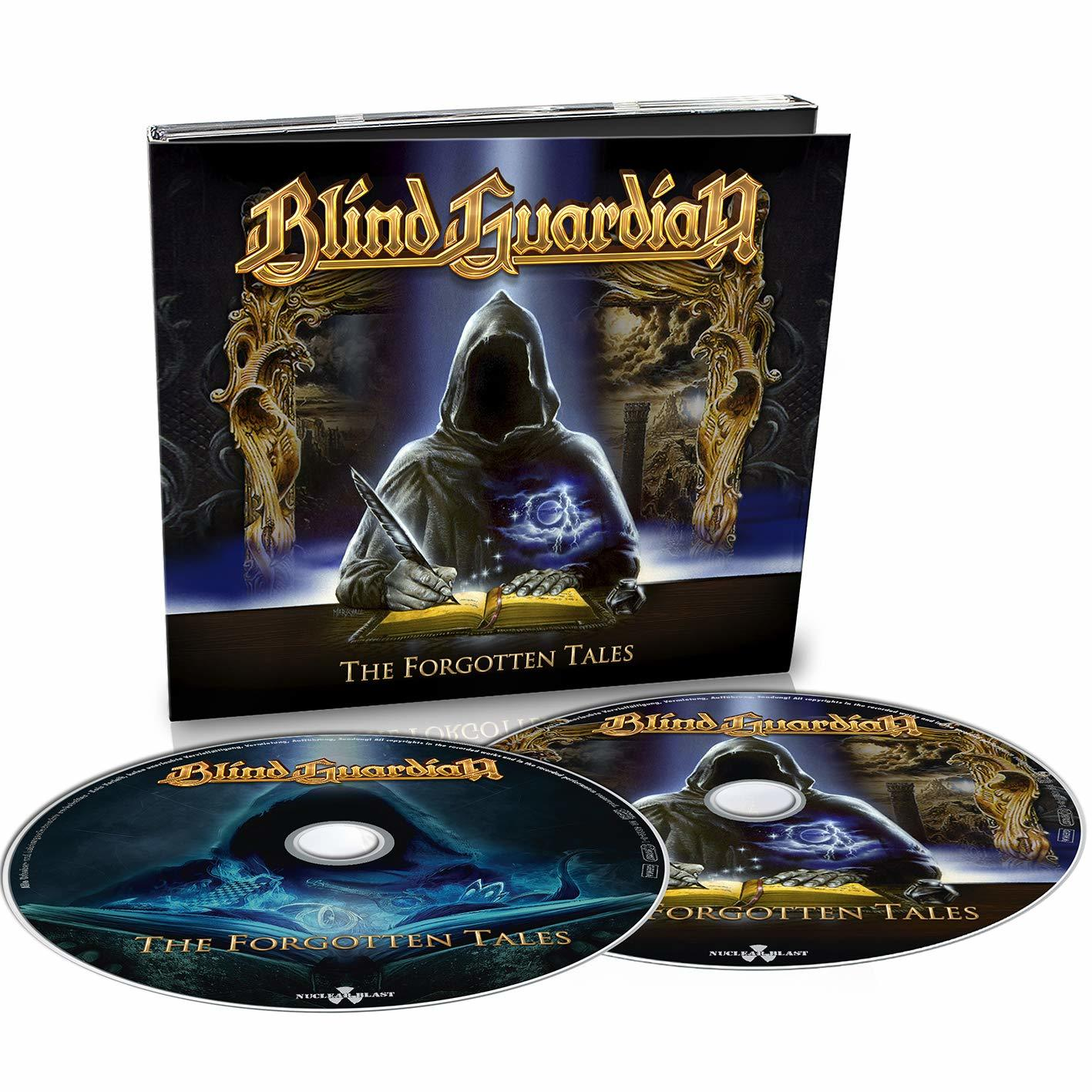 BLIND GUARDIAN The Forgotten Tales (Remastered 2012) 2CD.jpg