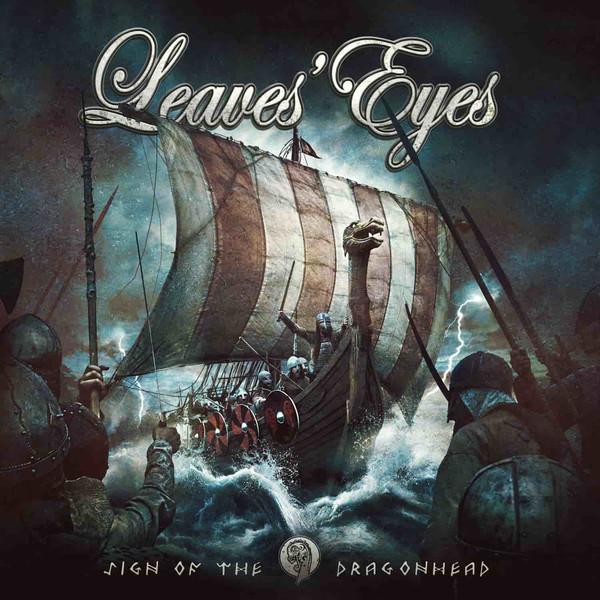 LEAVES' EYES Sign Of The Dragonhead CD.jpg