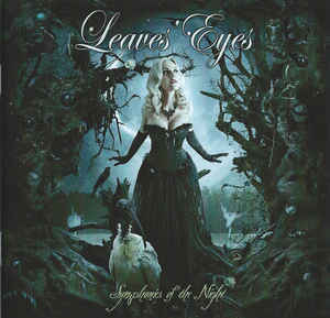 LEAVES' EYES Symphonies Of The Night CD.jpg