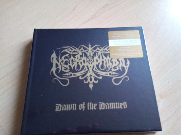NECROPHOBIC Dawn Of The Damned (Limited Edition, Mediabook) 2CD.jpg