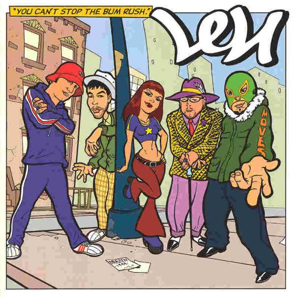 LEN You Can't Stop The Bum Rush CD.jpg