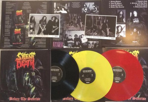 SILENT DEATH Before The Sunrise LP.jpg