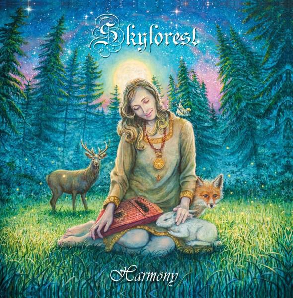 SKYFOREST Harmony (digipak) CD.jpg